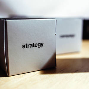 Strategie-Box